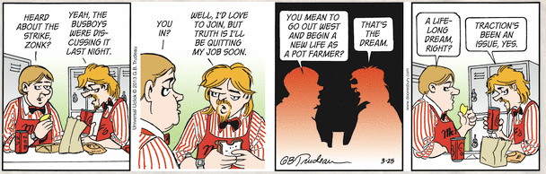 The Unsung Hero of Prop 215: Garry Trudeau