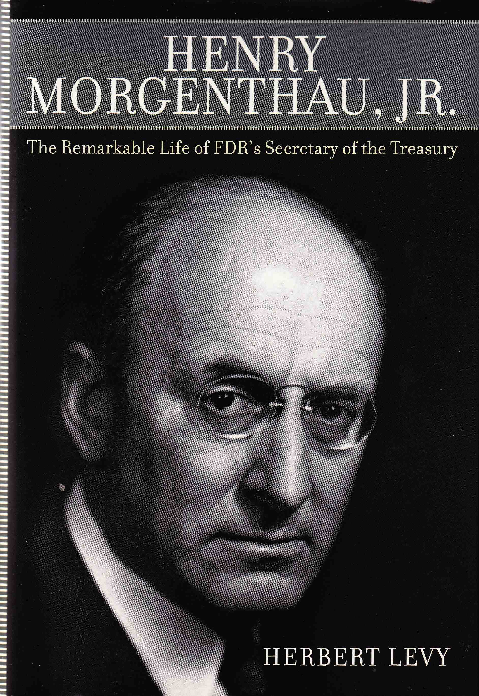 The Morgenthau Hypothesis