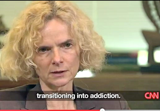"Nora Volkow on the ""Potential Promise"" of CBD"