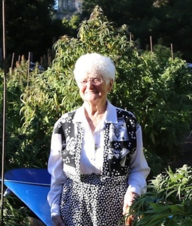 The Joy of Cooking With 'Nonna Marijuana'