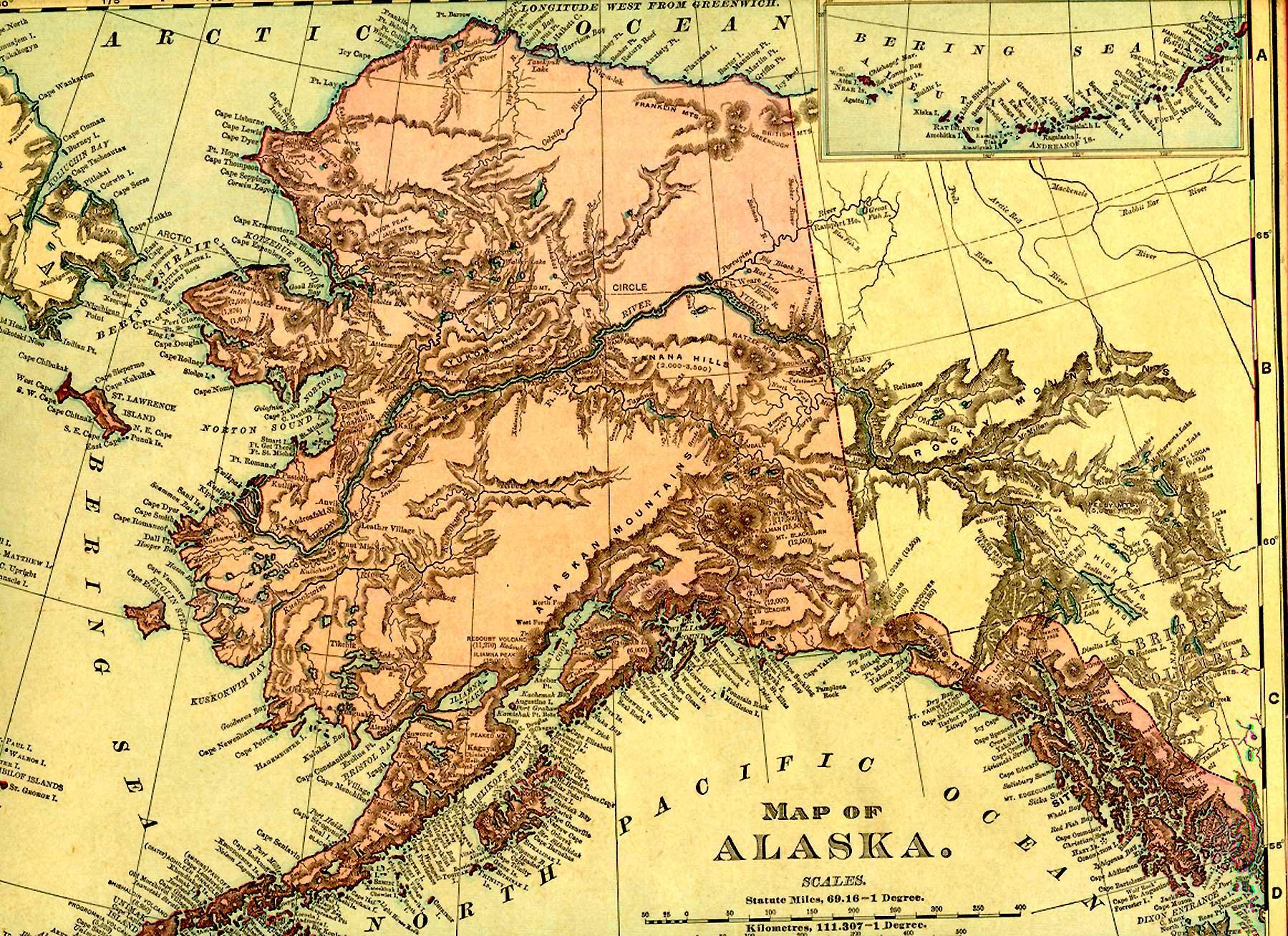Infant Deaths in Alaska