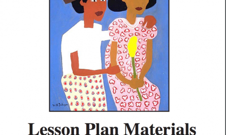 Black History Month —Lesson Plan Materials