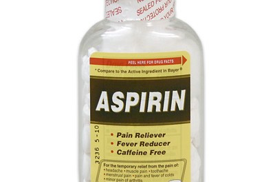 Aspirin Lowers Cancer Risk