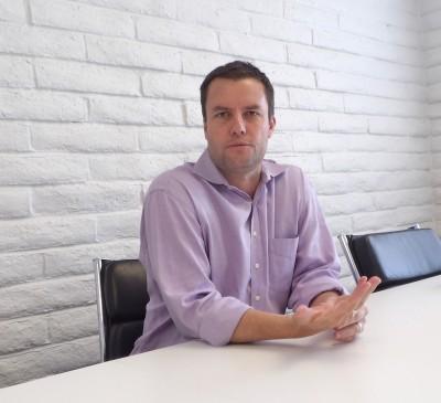 Tech entrepreneur Mark Hatfield