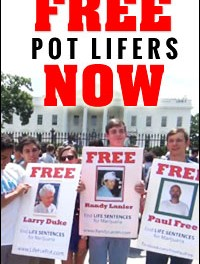 Clemency for Pot Lifers!