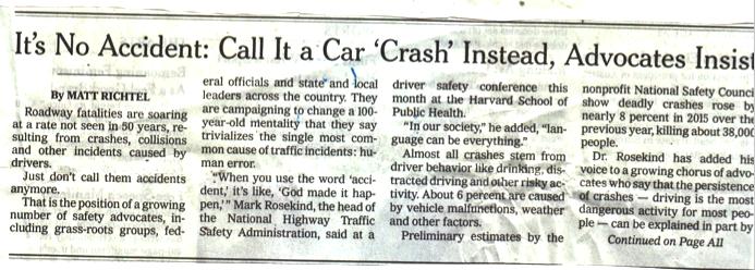 'Accident'