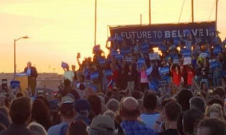 Bernie in Vallejo