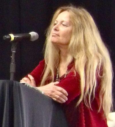 MaryLynn Mathre at the Emerald Cup 12/11/16