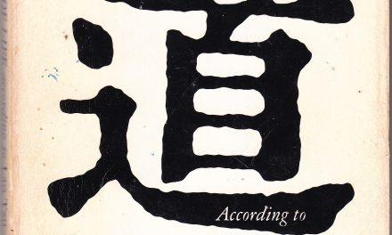 Lao Tzu's Advice Falls on Deaf Ears