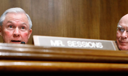 Sessions' Session Unsettles Swerdlow