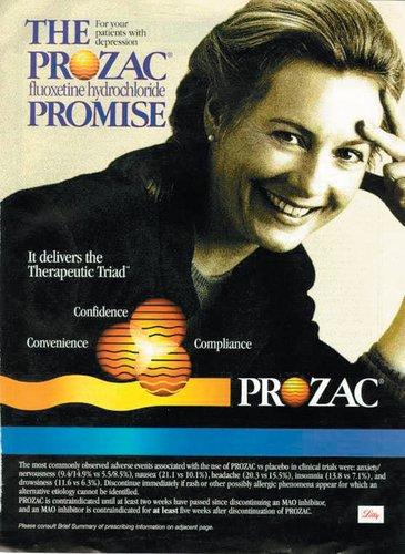 Prozac and Medical Marijuana