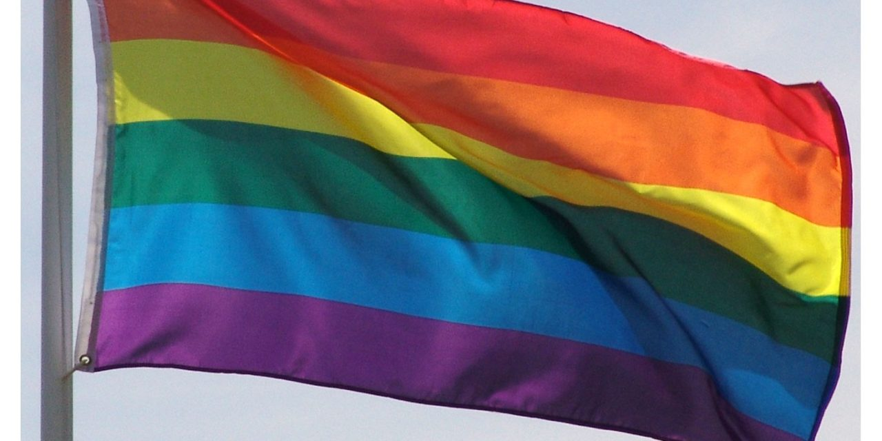 God Gave Gilbert the Rainbow Sign