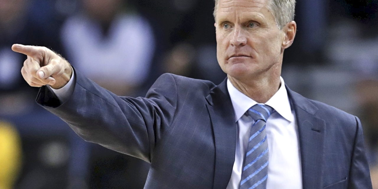Best Wishes to Steve Kerr