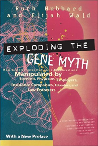 "Another look at ""The Gene Myth"""
