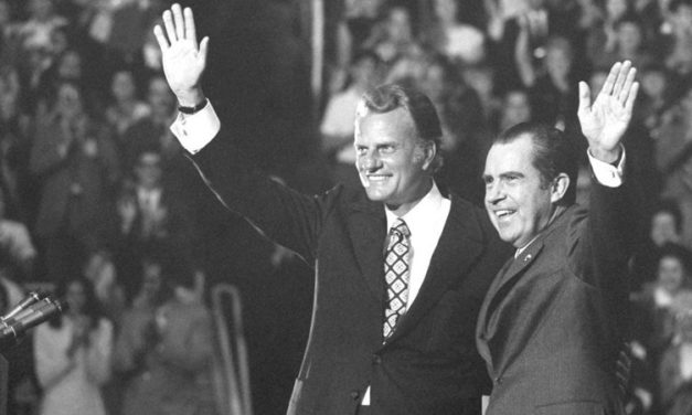 The Real Billy Graham (anti-semite, liar)