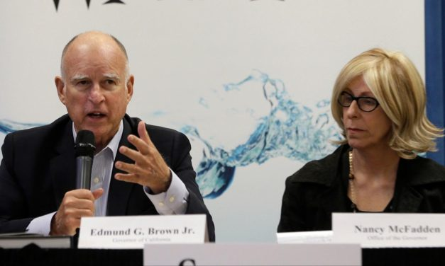 PG&E's Best Friend: Jerry Brown