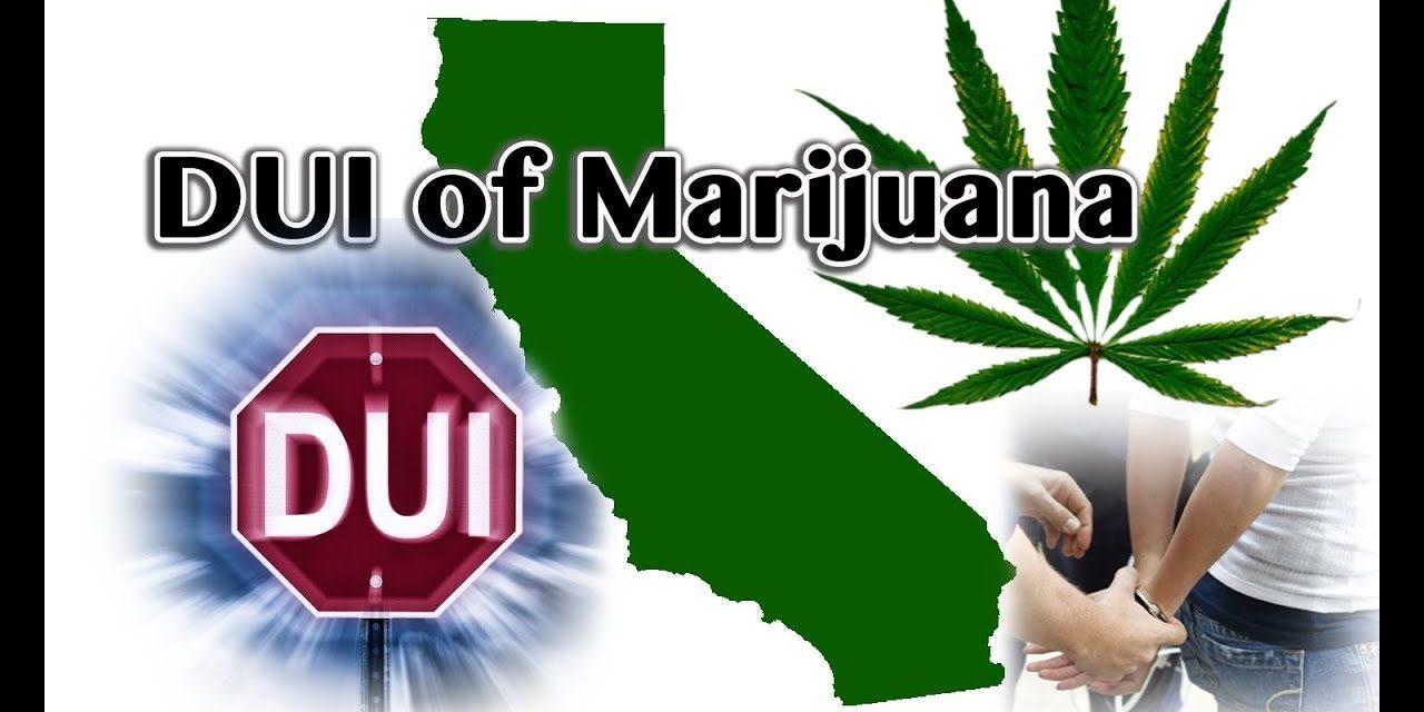 DUI Cannabis —A Misdirection Play in JAMA