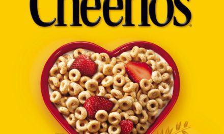 Roundup-rich Cheerios
